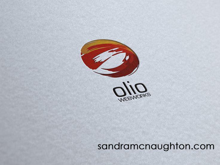 Logo for Olio WebWorks.