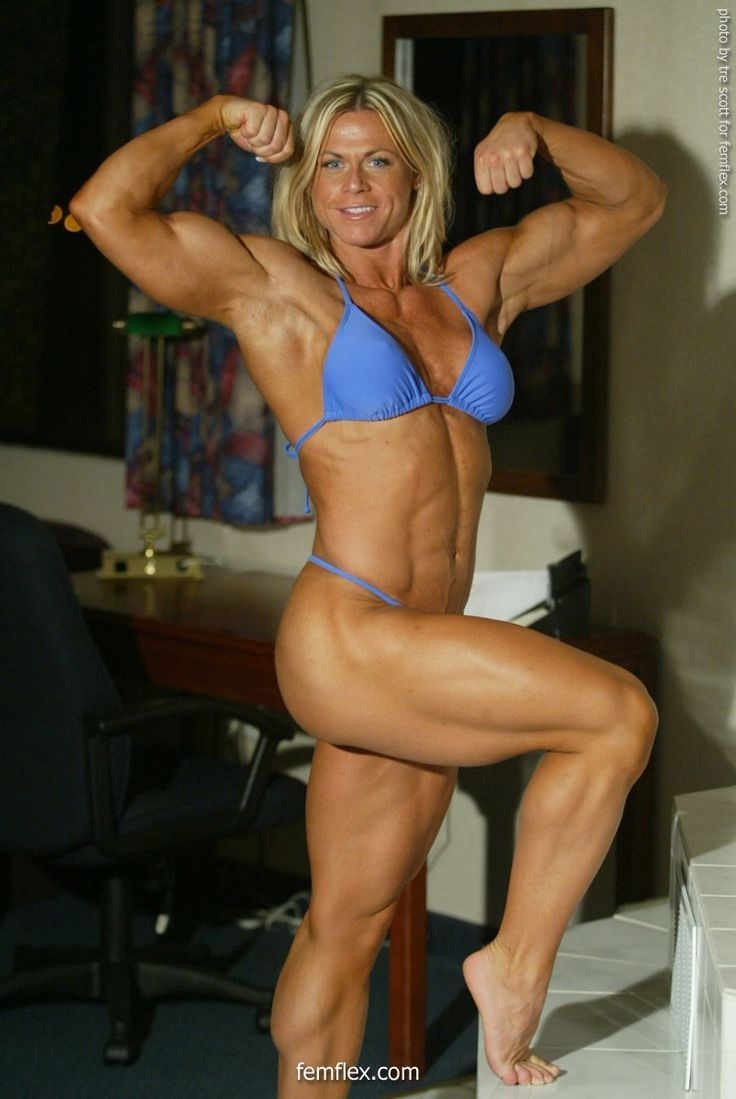 professional muscle nude babes