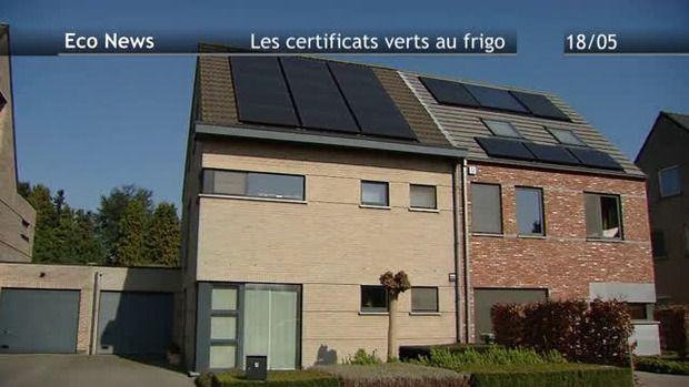 Financement de la bulle des certificats verts #spaque