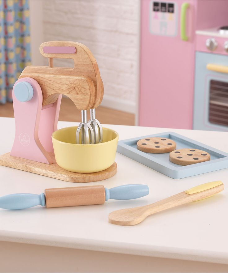 I adore this play set so much I want to eat it!