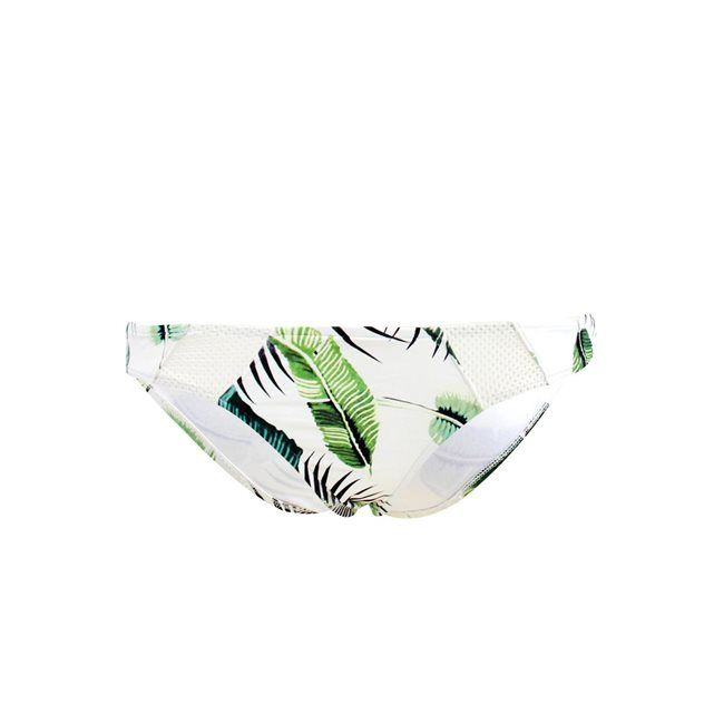 Maillot de bain Culotte Palm Island Hipster Vert RIP CURL | La Redoute Mobile