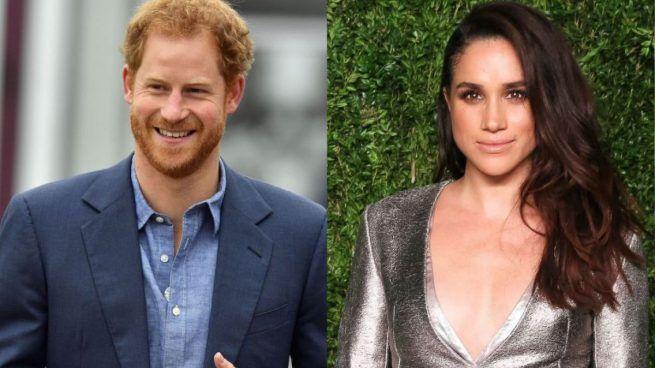 El príncipe Harry tiene nueva novia
