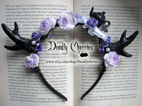 Hey, I found this really awesome Etsy listing at http://www.etsy.com/listing/155180106/new-material-elegant-enchanted-mori-goth