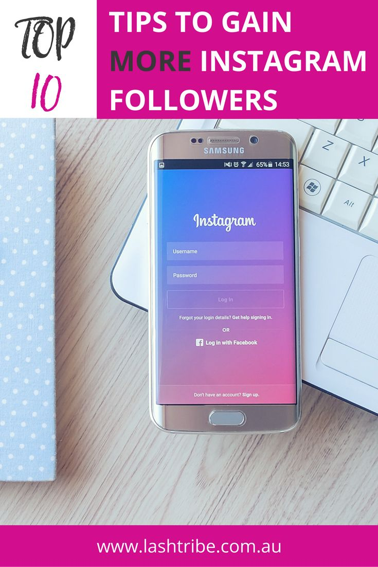 Tip no.1: Use popular hashtags in your industry, something your clients would be looking for to find your services or look at pictures of lovely lashes and brows. Hashtags that are known to help find those services or interests of your customers. Learn 9 more ways to grow your Instagram followers today.
