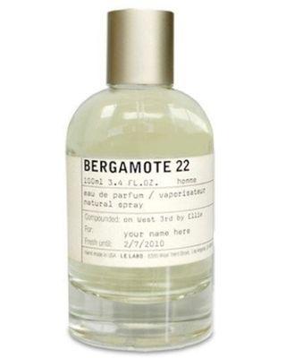 Le Labo Bergamote 22 sample and decants - SCENT SPLIT
