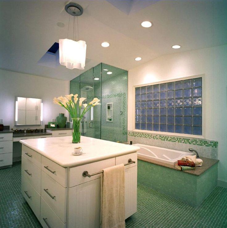 ... Rectangular Soaking Bathtub Also Frameless Glass Shower Door In Bathroom  Decoration Ideas On Build A Bath Vanity Interior Design, Dream Bath  Vanitys, ...
