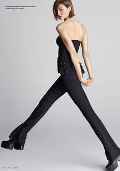 Karlie Kloss for i-D Magazine #Karlie_Kloss #Woman #Beauty