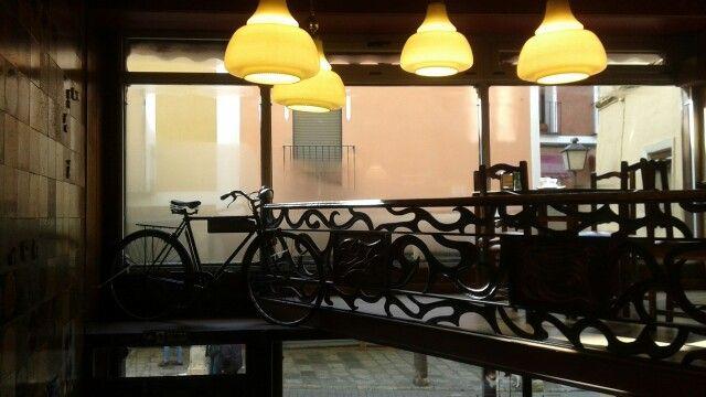 La bicicleta de cubero !!!!