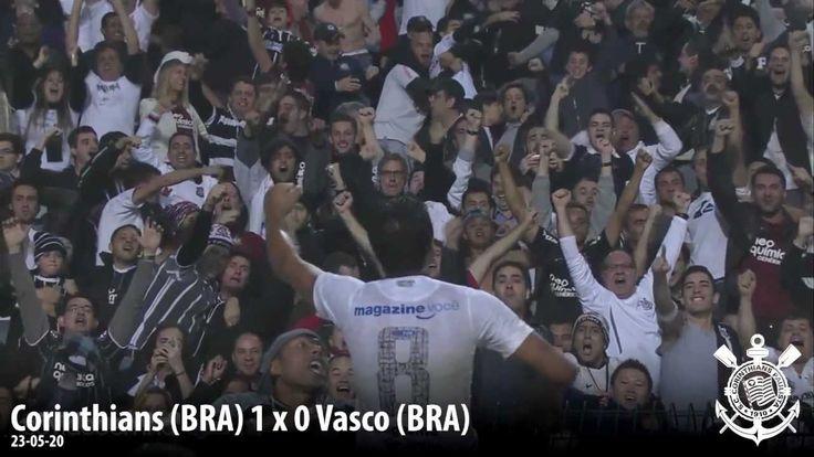 Trajetória de Gols do Corinthians na Libertadores 2012 (HD)