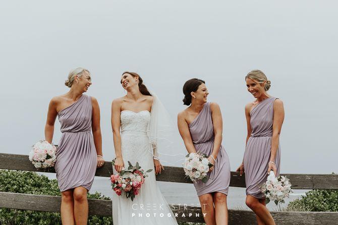 Long Reef Beach - Bridal Party