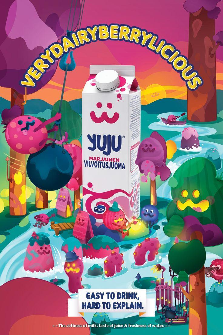 Adeevee - Yuju Milk: Easy - Hard