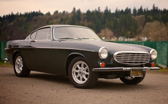 1969 Volvo 1800 S Coupe. http://bringatrailer.com/2013/02/26/well-played-1969-volvo-p1800-s/