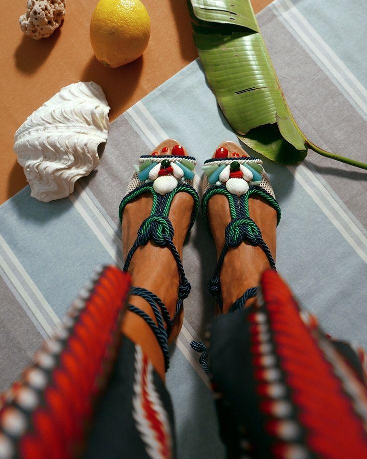 handmade flats . lanemarinho.com