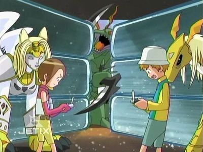 Watch Arukenimon's Tangled Web (2) (Ep 29) - Digimon: Digital ...