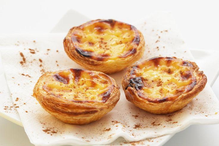 Rapides et faciles, les Pastéis de Nata, les délicieux flans du Portugal, vont combler vos instants dessert