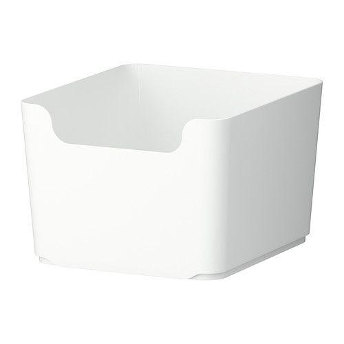 PLUGGIS 分別ゴミ箱 IKEA 大きなゴミ箱(14L)の上に小さなゴミ箱(8L)を重ねて使えば、場所をとらず、ゴミの分別も簡単です