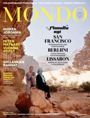 Mondo 3/2015 | Mondo.fi