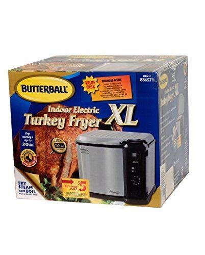 Butterball Indoor Electric Turkey Fryer XL – Turkeys up to 20 lbs 3