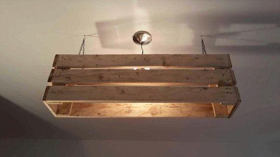 muebles-de-palets-lampara-de-techo
