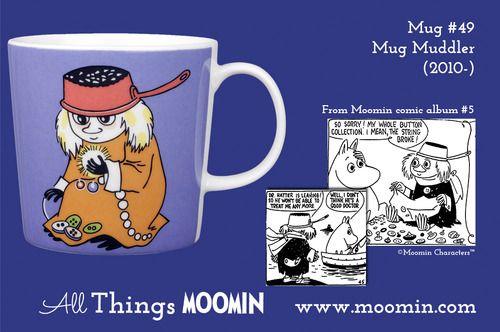 Moomin.com - Moomin mug Muddler / Fjomsedyret