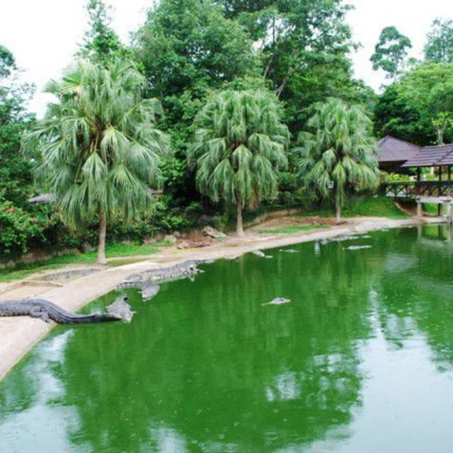 حديقة تماسيح لنكاوي ماليزيا Golf Courses Field