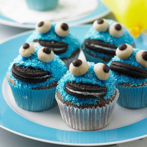 Krümelmonster-Muffins, Limo-Kuchen und Schokokuss-Torte - diese Kuchen sind beim Kindergeburtstag garantiert der Hit. Hier gibt's die Rezepte, viele ...