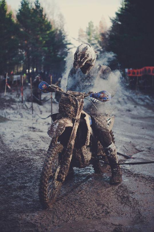 Try dirt bike and motocross on holiday