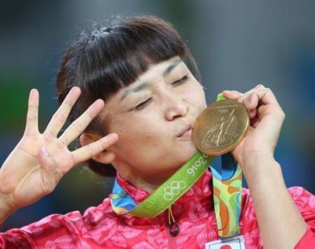 ◇リオデジャネイロ五輪 レスリング女子58キロ級決勝(2016年8月17日) レ - リオオリンピック特集 - Yahoo! JAPAN