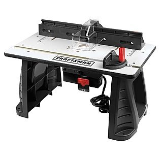 Craftsman Router Table.