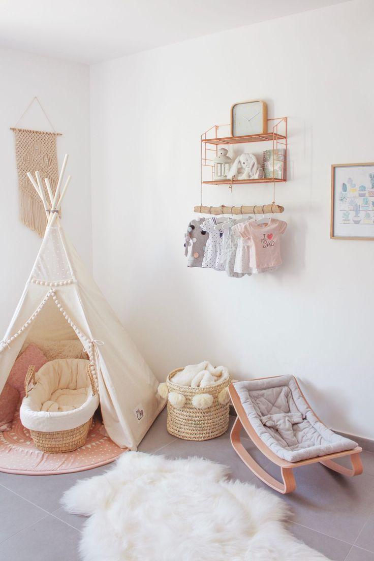 DECO & BABY ROOM! – Lola Rossi   – déco chambre bb
