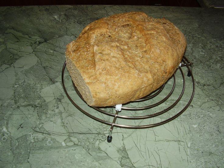 Diós-rozsos kenyér