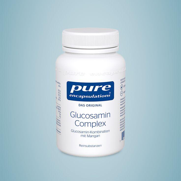 Glucosamin Complex: Glucosamin-Kombination mit Mangan