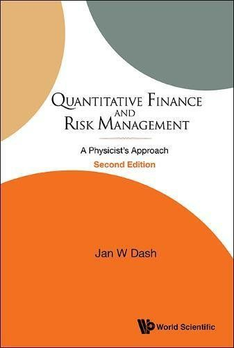 "Written by a physicist with extensive experience as a risk/finance quant, this book treats a wide variety of topics. Presenting the theory and practice of quantitative finance and risk, it delves into the ""how to"" and ""what it's like"" aspects not covered in textbooks or... more details available at https://insurance-books.bestselleroutlets.com/risk-management/product-review-for-quantitative-finance-and-risk-management-a-physicists-approach/"