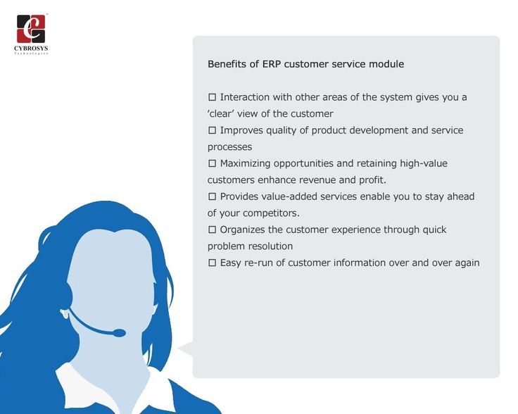 8 best The Role of ERP in Customer Service images on Pinterest