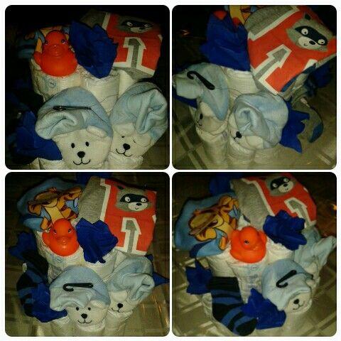 Baby Diaper Gift