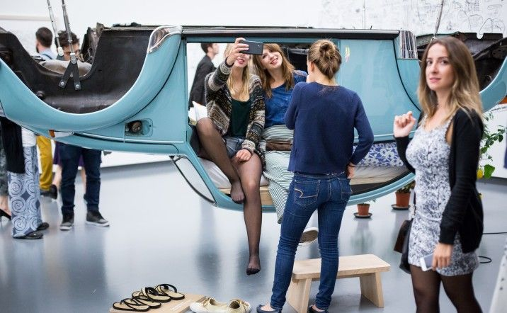 Young Art Night at Van Abbemuseum in Eindhoven