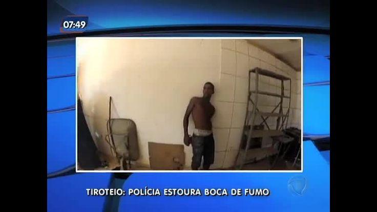 Troca de tiros entre criminosos e policiais deixa um morto em Belford Roxo (RJ) - Vídeos - R7