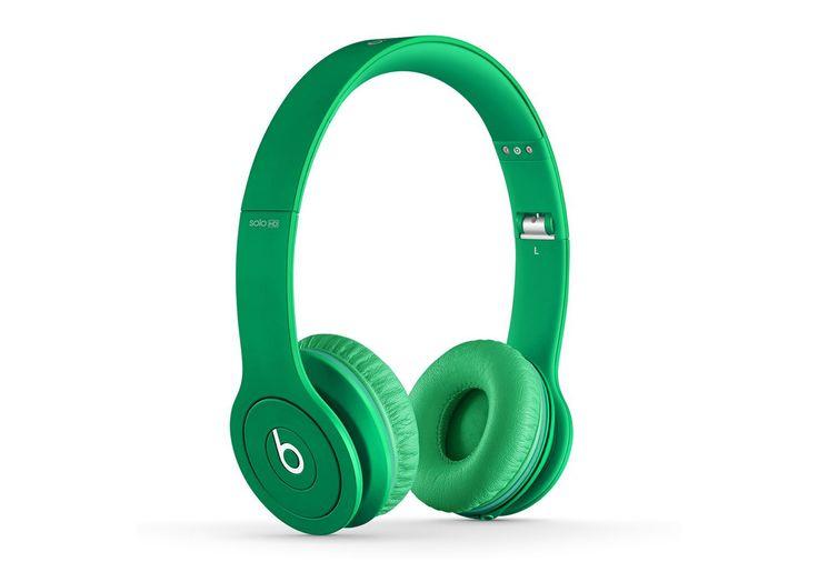 Spécialise Casques Beats By Dre Solo HD ControlTalk Vert-only€99.98 http://www.casque-pascher.fr/casque-beats-audio.html