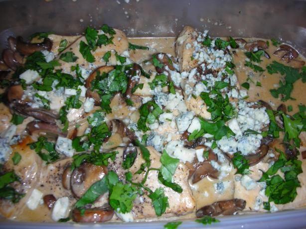 More like this: mushrooms , chicken and mushroom chicken .