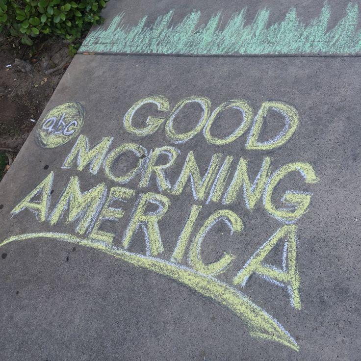 Live Happy on Good Morning America!