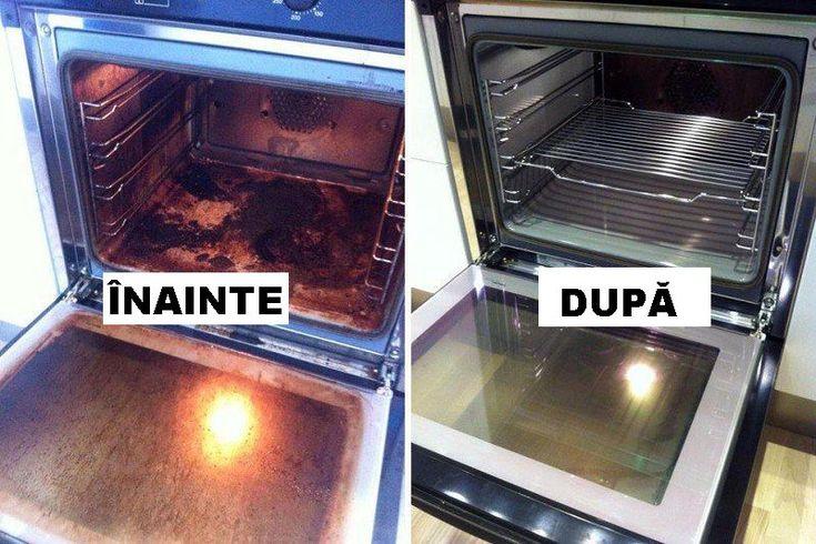 Motivul pentru care trebuie sa pui un pumn de sare in cuptor - Case practice