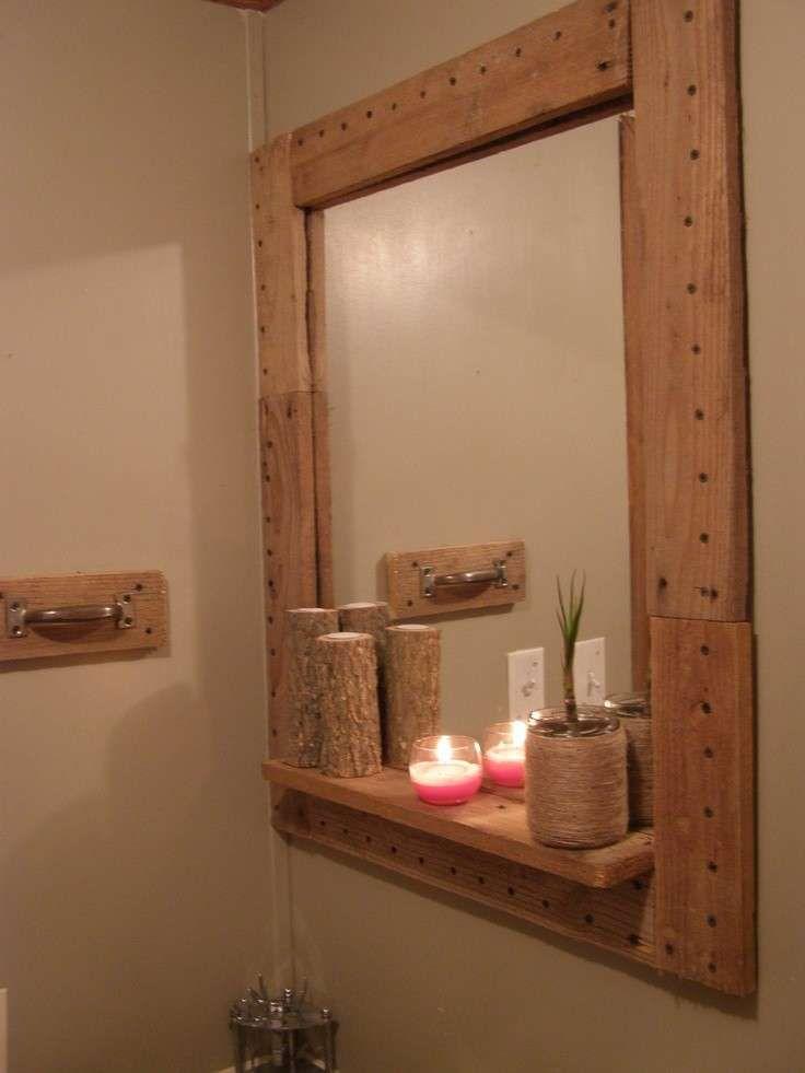 Ad esempio, le cassette di legno della frutta sono perfette per creare mobiletti da bagno fai da te. Pin Su Bagno