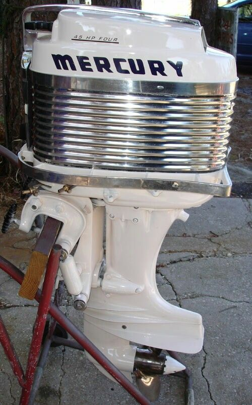 24 best mercury history images on pinterest boats for Buy new mercury outboard motor