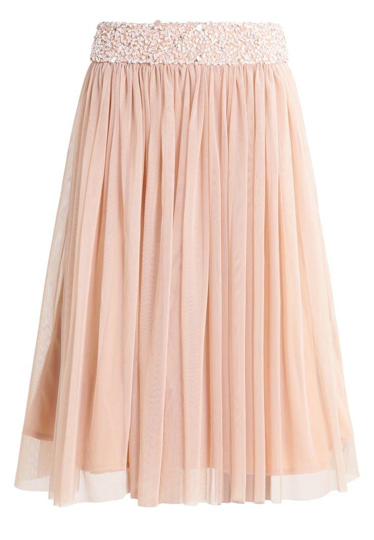 Lace & Beads ALinienRock pink Bekleidung bei Zalando