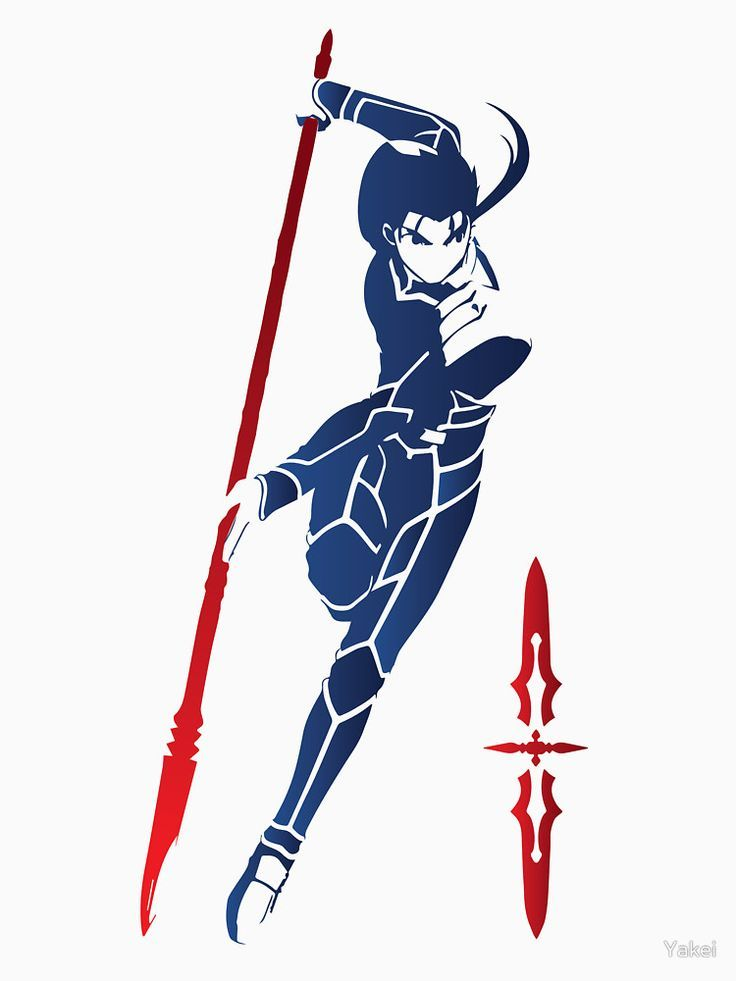 fate stay night lancer manga - Google Search - Visit now for 3D Dragon Ball Z compression shirts now on sale! #dragonball #dbz #dragonballsuper