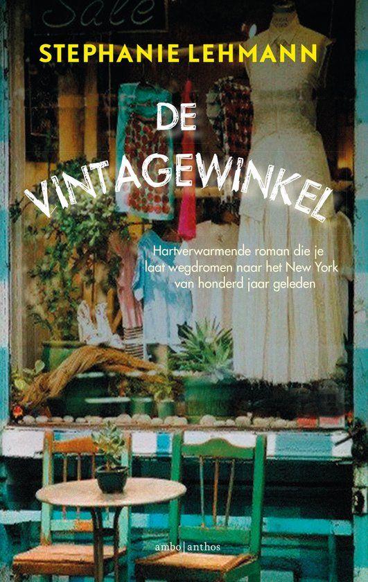 De vintagewinkel - zomerlectuur voor New York liefhebbers :-)
