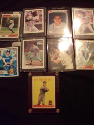 Baseball Cards w/FREE shipping