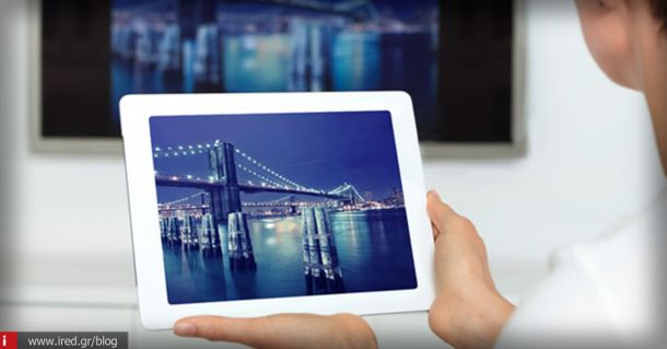 Η μεταφορά ταινιών για παρακολούθηση στο iPad έχει γίνει εύκολη υπόθεση