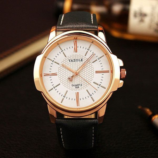 BUY Luxury Gold Watch for Men - 75% OFF Online  cheap watches that look expensive, cheap watches for men, men watches, watches men, watches men black, watches mens luxury, watches mens affordable, watches mens minimalist, men watches popular, men watches affordable, best men watches, best men watches 2017, best men watches 2018, best men watches style