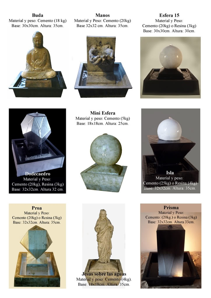 31 best fuentes de agua feng shui images on pinterest - Fuente de agua feng shui ...